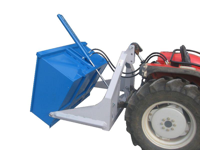 Hidravlični traktorski plato | Kovaštvo Furlan